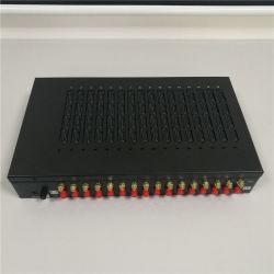 16 128 Port Modem GSM SIM Pool pour envoi/réception Bulk SMS