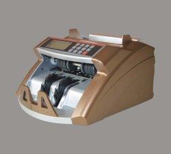 Mudança especial LCD vermelho máquina de contagem de dinheiro com a lâmpada UV&Mg