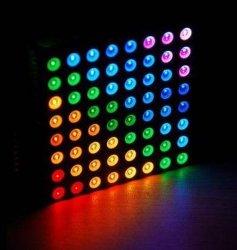 Matriz de Pontos de cores RGB (GNM-23881C)