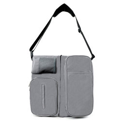 حقيبة قابلة للطي في الهواء الطلق للأطفال حفاضات حفاضات الطفل مع سرير للنوم مع سرير Bassinet حقيبة بوت محمولة للأطفال