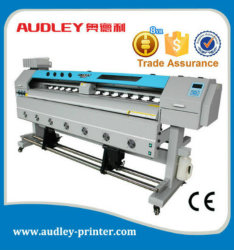 Audley Printer Eco Solvent Dx5 mit CER 1.6m/1.8m/Photoprint Software