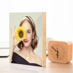 Großhandelsbambusabbildung-Foto-Rahmen-fester Bambus für Dekoration, Denkmal und Geschenke
