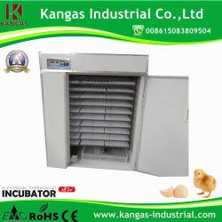 Cer-Bescheinigungs-automatisches Geflügel-industrieller Strauß-Ei-Inkubator für Verkauf