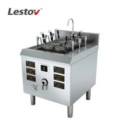 Magnetisches Schalter-Gaststätte-Geräten-automatischer Handelsinduktions-Teigwaren-Kocher
