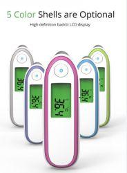 La FDA aprobó el termómetro de oído infrarrojos/Frente termómetro para bebé y de adultos Yk-Irt1
