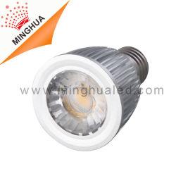 مصباح LED COB PAR20 بقوة 8 واط مع هيكل من الألومنيوم