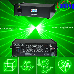 1000mw Green Laser Laser-/Outdoor Animation Green