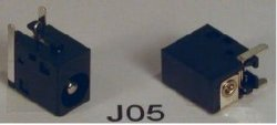 Laptop DC Jack de alimentación DC-J05 para Acer Aspire