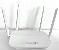 Módem WiFi de la casa de 5GHz de frecuencia de 2,4 Ghz con 1 puertos LAN WAN 4