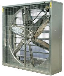 Отработанный вентилятор охлаждая системы парника окна бабочки