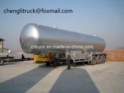 3 eixo 36 Cbm petroleiro GPL Chloromethane semi reboque