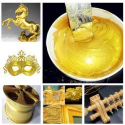 Pigment Wholeasle Gold Luster Pearl pour la résine de polyester
