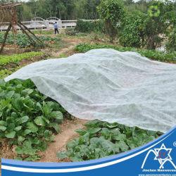 No tejido de polipropileno hilado tejido de Bonos de la agricultura la Cubierta Vegetal U-V proteger