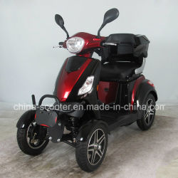 500W 4 바퀴 전기 기동성 스쿠터 성인, 새로운 도착 전기 4 짐수레꾼 (ES-034)