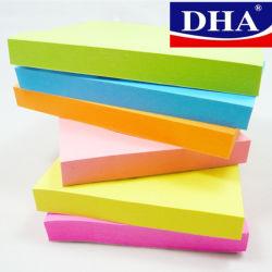 Zelfklevende en aangepaste notitie voor de groothandel Sticky Notes DH-9704