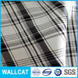 67% 33% nylon polyester Tissu Blend-Weaving 75D EAU & Wind-Resistant Down Jacket Tissus Jacquard ratière