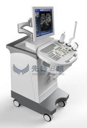 Ecógrafo Digital completo equipo de diagnóstico Ecógrafo Trolley XF2000