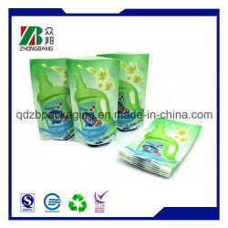 Поощрение стойку упаковка пластмассы стирального порошка мешок (ZB266)