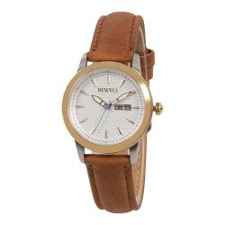 Horloge van het Roestvrij staal van het Horloge van het Water van de manier 3ATM het Bestand Mechanische Automatische