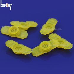 Guarnizione legata modellata della gomma della guarnizione PTFE EPDM della flangia del silicone