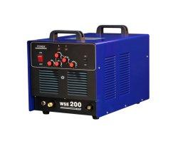 세륨, CCC, SGS (TIG200 AC/DC)를 가진 변환장치 TIG 용접 기계