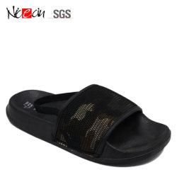 Триггеры-Босоножки для взрослых мужчин летом обувь эластичную ленту слайды тапочки