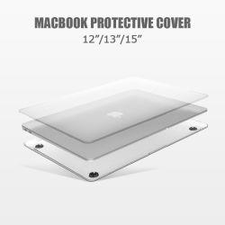 """새로운 MacBook 공기 13 """" 방어적인 케이스에 의하여 서리로 덥는 투명한"""
