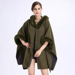 Mesdames'Bouchon desserré manteau châle Veste en tricot