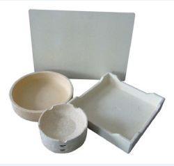 Tonerde-Setzer-Grundplatte für Kalzinierung des Puder-5n 99.999% In2o3