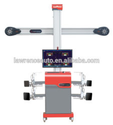 Lawrence Fabricação Car Repair Tool alta acurácia do modelo LS-6 3D Equipamentos de alinhamento