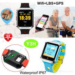 Старший смотреть отслеживания GPS телефона с Fall Down сигнала Y3h