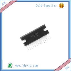 Nuevo La4508 Amplificador de potencia de audio integrado de bloque de CIRCUITO INTEGRADO Two-Channel Bloque Chip de audio amplificador de potencia