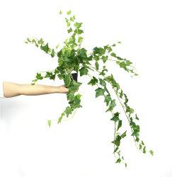 Nouvelle mode 70cm vraie touche à l'intérieur des plantes en pot pour la décoration du restaurant