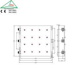 832-862Мгц Rx RF паз гнезда фильтра/модуль двусторонней печати для экспериментальных частоты радиостанции двухсторонней печати и станция реле