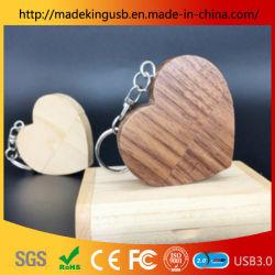قرص ذاكرة USB/فلاش Wood مناسب للبيئة من DIY صديق للبيئة Drive (القيادة)