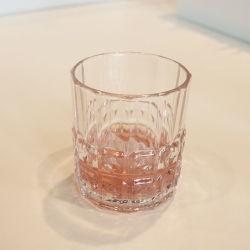 Comercio al por mayor de la barra de delicado beber whisky Cristal Vidrio Shot