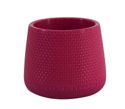 Rotin Pot-Flower Vase en plastique (DK2211-DK2241)
