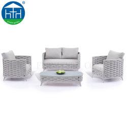 Bastidor de aluminio Wolesale cuerda al aire libre muebles sofá (DW-SF1914)