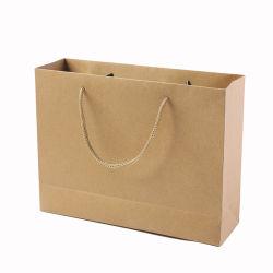 Sacs en papier kraft de haute qualité de la fabrication /Sacs en papier kraft /de papier kraft pour l'alimentation