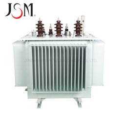 Js S9-M Series 11kv transformador de distribuição imersos em óleo de transformadores de potência