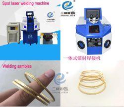 L'India Jewellry che ripara il saldatore preciso della saldatrice del laser del punto