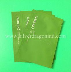 Aluminiumvakuumbeutel für Gesichtsschablonen-Verpackungs-kosmetischen Paket-Beutel