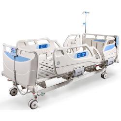 Sk001-15 utilizado Electric Hospital Medical cama de cuidados intensivos para los ancianos