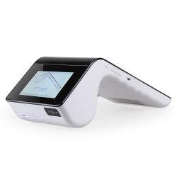 Ecrã táctil de 7 polegadas impressora de recibos POS Móvel NFC Inteligente Rifd POS Impressora Scanner de código de barras do sistema POS todas em um único PC