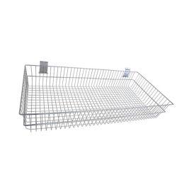 Supermarché Hanging Basket Panier en fil Panier en fil métallique