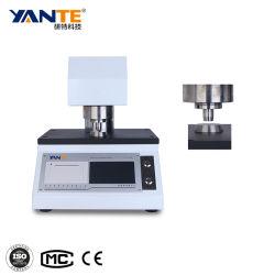 Apparatuur van de Test/het Testen van de Dikte van de hoge Precisie de Elektronische voor Document/Weefsel/Karton/Film/Stof