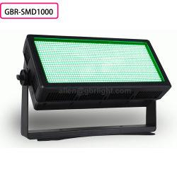 Gbr розетка освещения 1000W высокой мощности Rbgw Полноцветный DMX LED Блиндер Стробоскоп