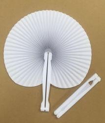 Diseño personalizado de China de papel plegable Abanicos para promoción