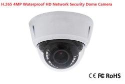 Innenbeweis-intelligente intelligentes Netz-Miniabdeckung-Kamera des H.-265 im Freien wasserdichter Vandalen-4MP