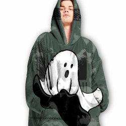 Halloween regalo nuovo stile LOUNGEWEAR addensato Pajamas Oodie